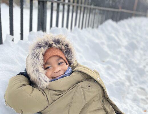Snow Day Joy